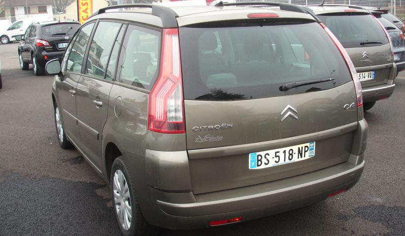 Citroen Grand C4 Picasso HDi 110 7 Places plein